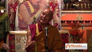 """Curso """"La vida y la muerte: cómo vivir y morir dignamente"""" por Thubten Wangchen PARTE 2"""