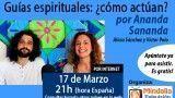 17/03/15 Guías Espirituales: ¿Cómo actúan? por Ananda Sananda