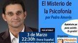 03/03/15 El Misterio de la Psicofonía por Pedro Amorós