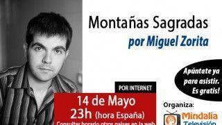 14/05/15 Montañas Sagradas por Miguel Zorita
