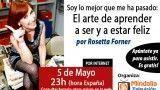 05/05/15 Soy lo mejor que me ha pasado por Rosetta Forner