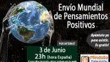 03/06/15 Envío Mundial de Pensamientos Positivos
