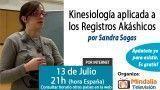 13/07/15 Kinesiología aplicada a los Registros Akáshicos por Sandra Sogas