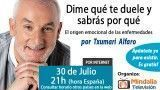 30/07/15  Dime qué te duele y sabrás por qué por Txumari Alfaro