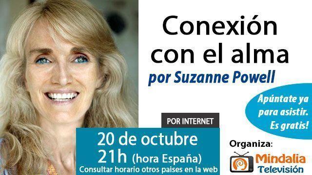 20-conferencias-octubre-2015-Conexion-con-el-alma-suzanne-powell