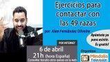 06/04/16 Ejercicios para contactar con las 49 razas por Alan Fernández Oliveira