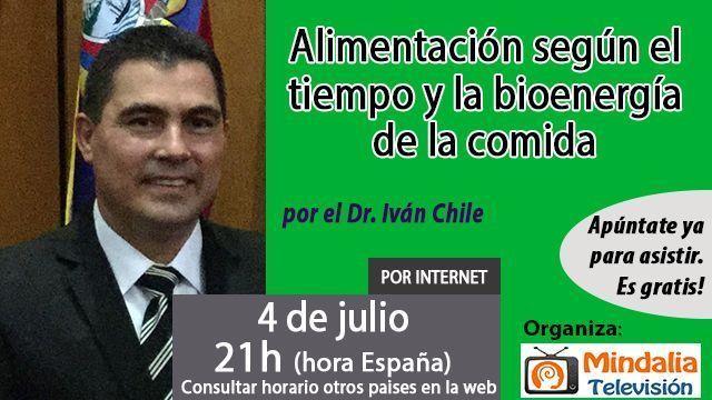 04jul16 Alimentación según el tiempo y la bioenergía de la comida por el Dr