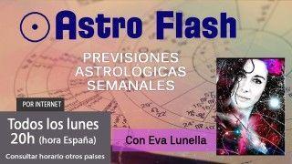 Astroflash. Predicciones astrológicas semanales