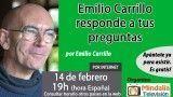 14/02/17 Emilio Carrillo responde a tus preguntas
