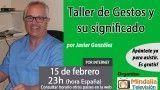 15/02/17 Taller de Gestos y su significado por Javier González