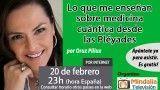 20/02/17 Lo que me enseñan sobre medicina cuántica desde las Pléyades por Oruz Piliux