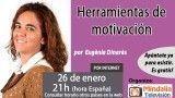 26/01/17 Herramientas de motivación por Eugènia Dinarès