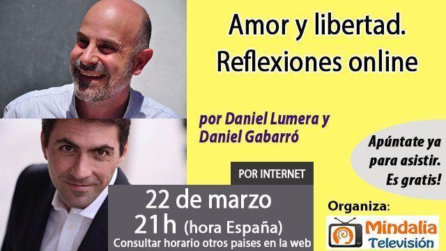 22mar17 21h Amor y libertad