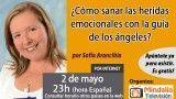 02/05/17 ¿Cómo sanar las heridas emocionales con la guía de los ángeles? por Sofía Arancibia