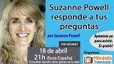 18/04/17 Suzanne Powell responde a tus preguntas