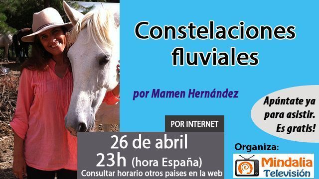 26abr17 23h Constelaciones fluviales por Mamen Hernández