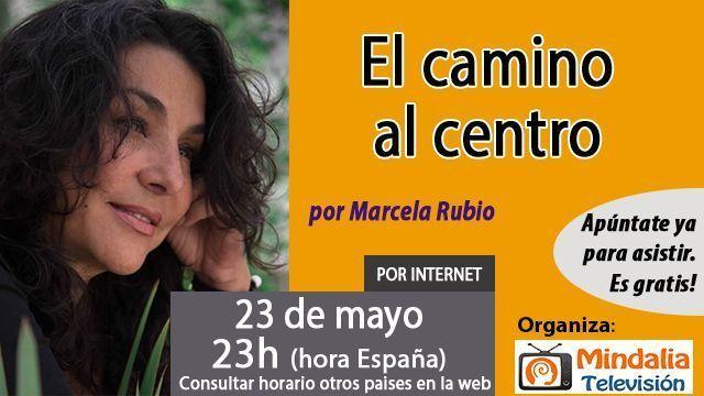 23may17 23h El camino al centro por Marcela Rubio