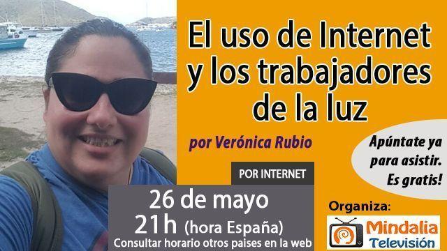 26may17 21h El uso de Internet y los trabajadores de la luz por Verónica Rubio