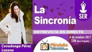 04/10/17 La Sincronía. Entrevista a Covadonga Pérez Lozana