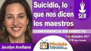 07/12/17 Suicidio, lo que nos dicen los maestros por Jocelyn Arellano