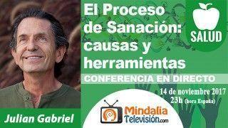 14/11/17 El Proceso de Sanación: causas y herramientas por Julian Gabriel