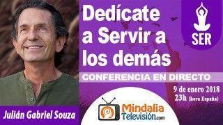 09/01/18 Dedícate a Servir a los demás por Julián Gabriel Souza