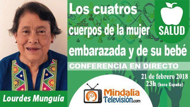 21feb18 23h Los cuatros cuerpos de la mujer embarazada y de su bebé por Lourdes Munguía