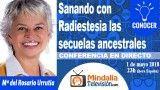 01/05/18 Sanando con Radiestesia las secuelas ancestrales por María del Rosario Urrutia