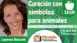 09/04/18 Curación con símbolos para animales por Layena Bassols