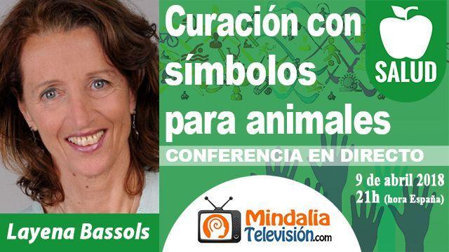 09abr18 21h Curación con símbolos para animales por Layena Bassols