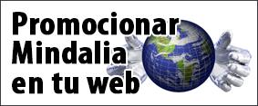 Colaborar: Promocionar Mindalia en tu web