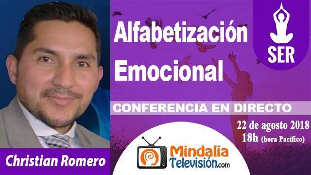 22ago18 18h Alfabetización Emocional por Christian Romero