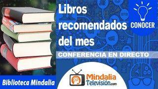 27/09/18 Biblioteca Mindalia: Libros recomendados septiembre 2018